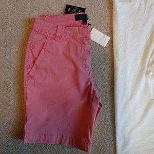 J. Crew chino harbor shorts